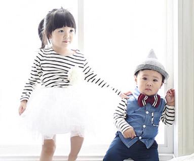 Gutdeyi衬衫+的日圆领/婴儿/ 15C08