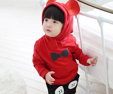 米妮家庭长袖/婴儿/ 14C08