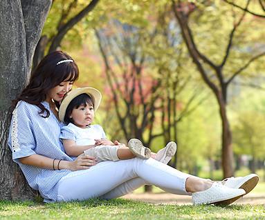 Wideumi家庭/母亲和婴儿/ 16B08