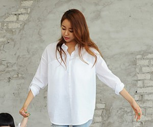 衬衫女式长袖_14B23