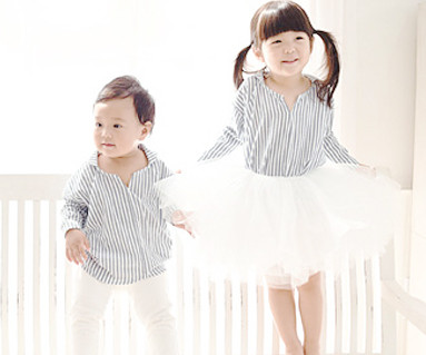 靛蓝婴儿南方长袖_15C05