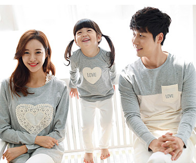Cotton Family Long Sleeve _15C01A