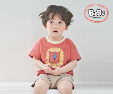 "<font color=""ffffff"">[家庭健康与家庭外观] <br></font>露营Ryan短袖体恤T短袖体恤儿童19B01 /儿童着"