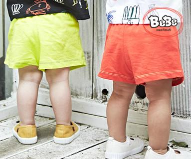 """<font color=""""ffffff"""">[家庭短袖茶和家庭外观] <br></font>短裤B 19B11 /童装,童装,童装"""
